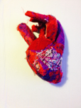 Cloth heart (2010)