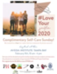 Love your Selife Tampa Bay 2020 Jan 16.p