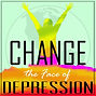 change the face of depression logo