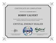 crystal-healing-bobby-calvert-ninja-bob-