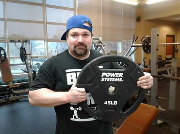 Bobby Calvert Ninja Bob's Fitness