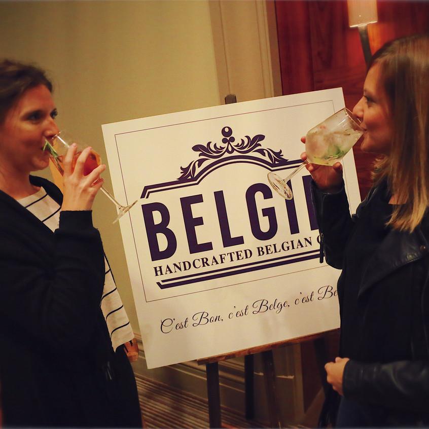 Belgin Belgian gin