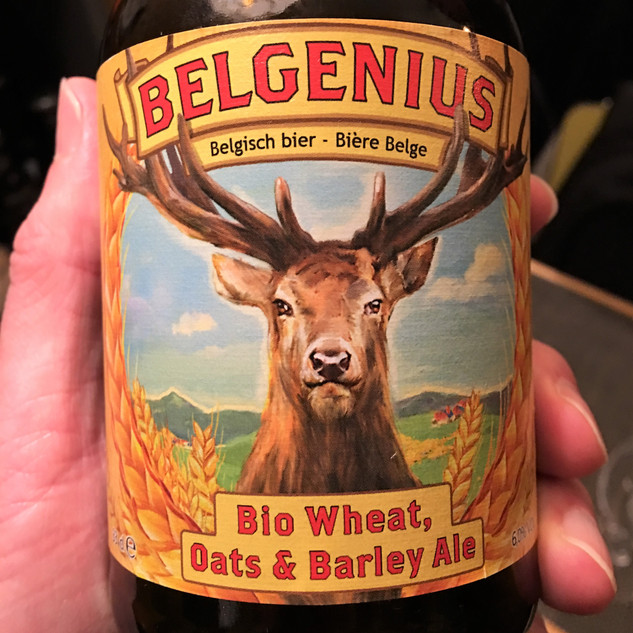 Belgenius deer wheat oats barley ale.JPG