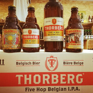 Thorberg and Belgenius