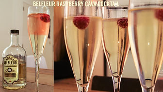 belfeur raspberry cava cocktail.jpg
