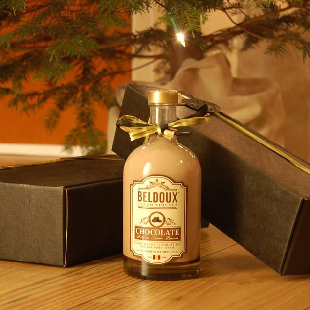 Beldoux Chocolate cream liqueur Belgian