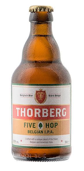 Beste Belgische IPA Thorberg Five Hop