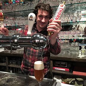 Thorberg Belgian draught beer