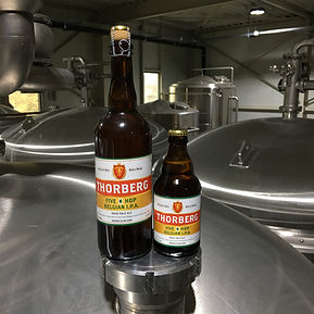 Thorberg brewery ipa brewkettle belgianb