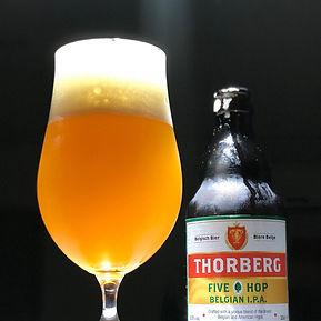 Thorberg beste Belgische IPA