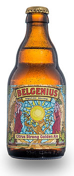 Belgenius Citrus Strong Golden Ale