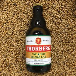 Thorberg Belgian IPA Belgian Malt Five Hop