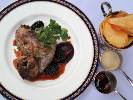 Recipe Share: Glorious Grouse