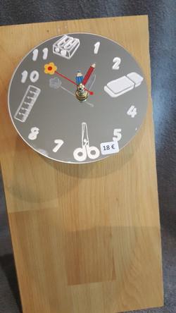 horloge écolier