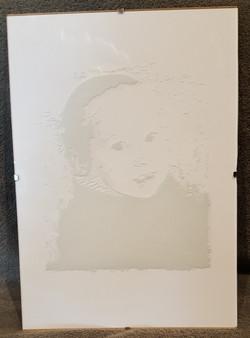 gravure enfant