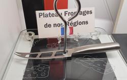 plateau fromages de nos régions