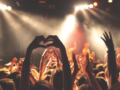 Musik som vidrör hjärtan