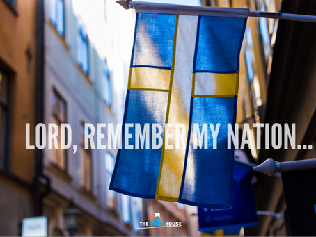 Lord, remember my nation