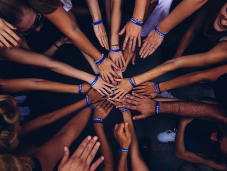 Kraften i gemenskapen och bönen