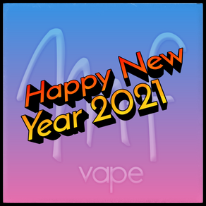 Happy New Year -3rd Place Ecig Click Awards - Thank You!