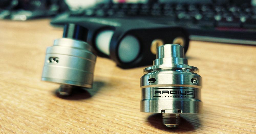 SXK Radius V2, SXK Le Supersonic, Driptech DS Clone