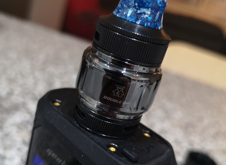 Goforvape Double Up RTA Review - Best single coiler of the year?