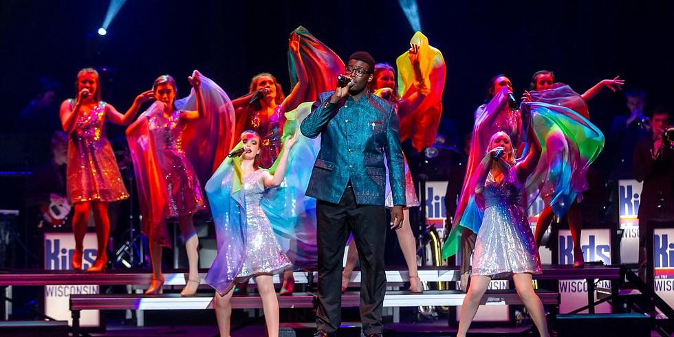 Final Performance   Madison Arts Spotlight & Kids LIVE! In Living Color