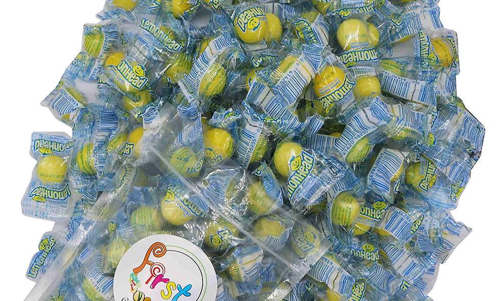 Individually Wrapped Yellow Hard Candy Bulk