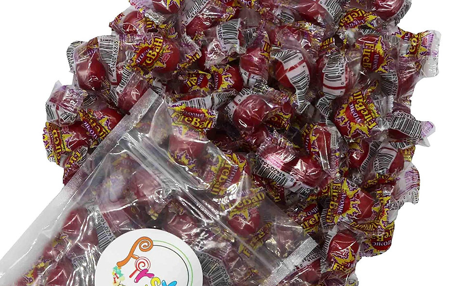 Red Hot Cinnamon Atomic Fireball Candy