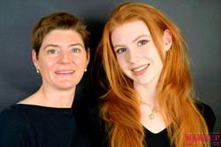 Atelier maquillage mère-fille