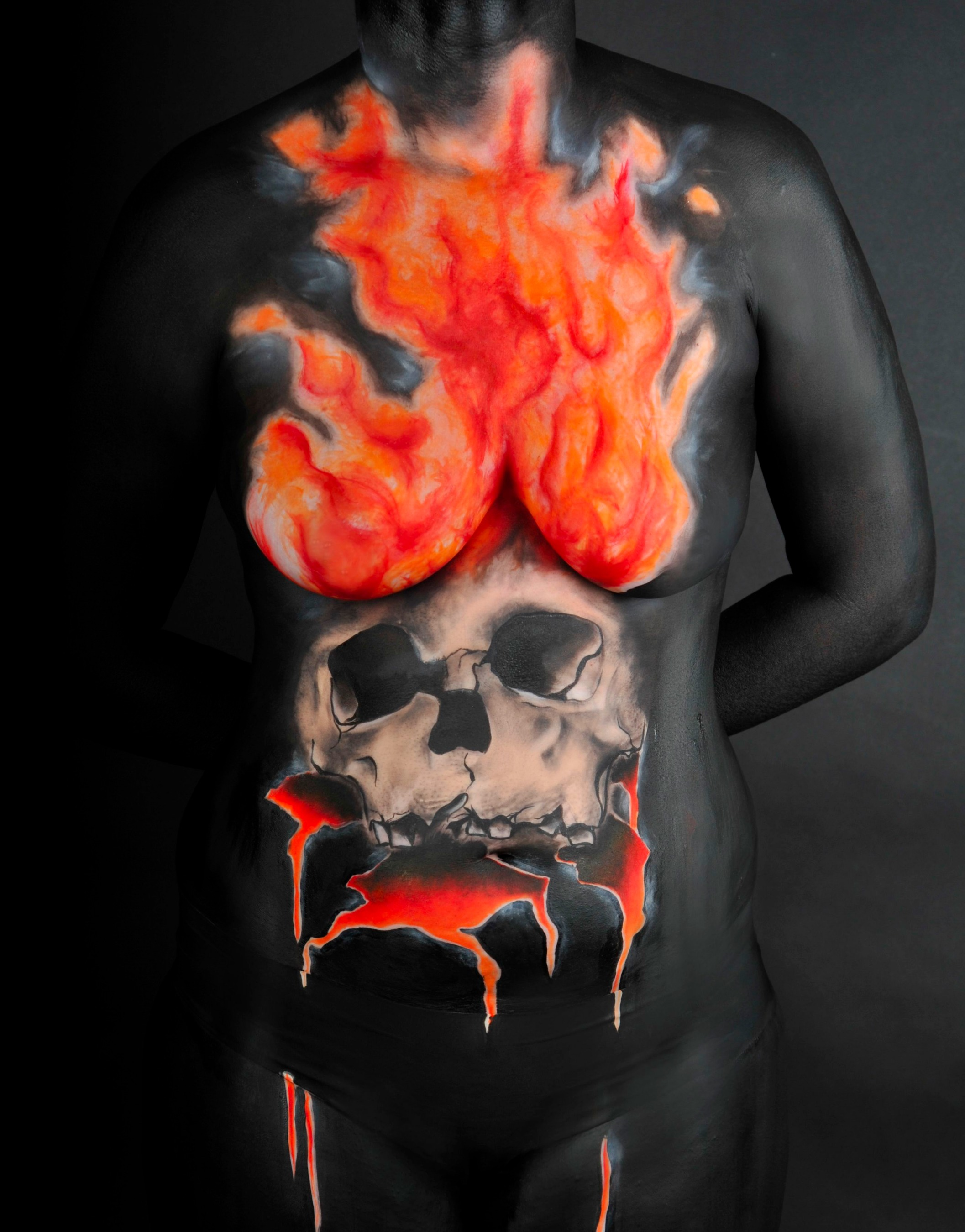 Body painting 80h