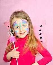 Maquillage enfants le papillon Inaya INS