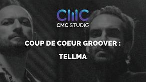 "Coup de coeur Groover : Nouvel EP ""Meteorite"" de Tellma"