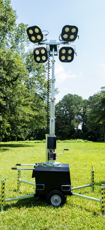 Eco-Chain Light Tower