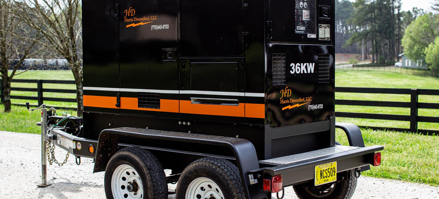 36kw Generator