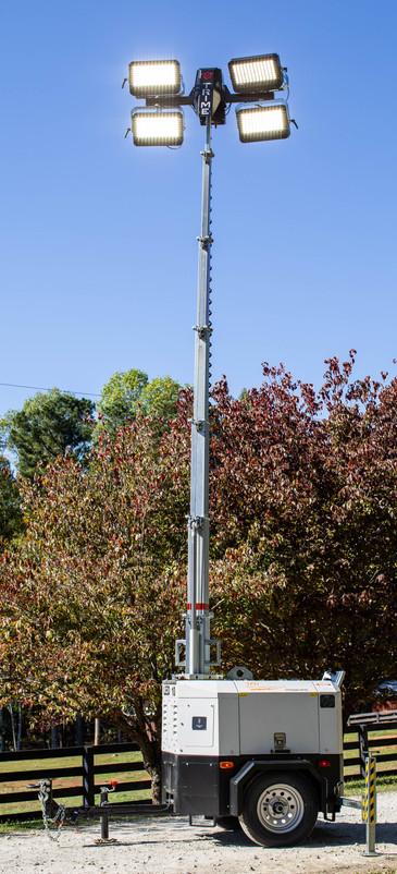 LED Diesel Light Tower