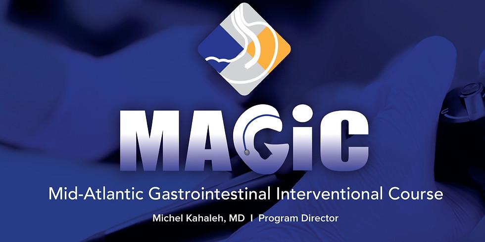 MidAtlantic Gastrointestinal Interventional Course August 2021