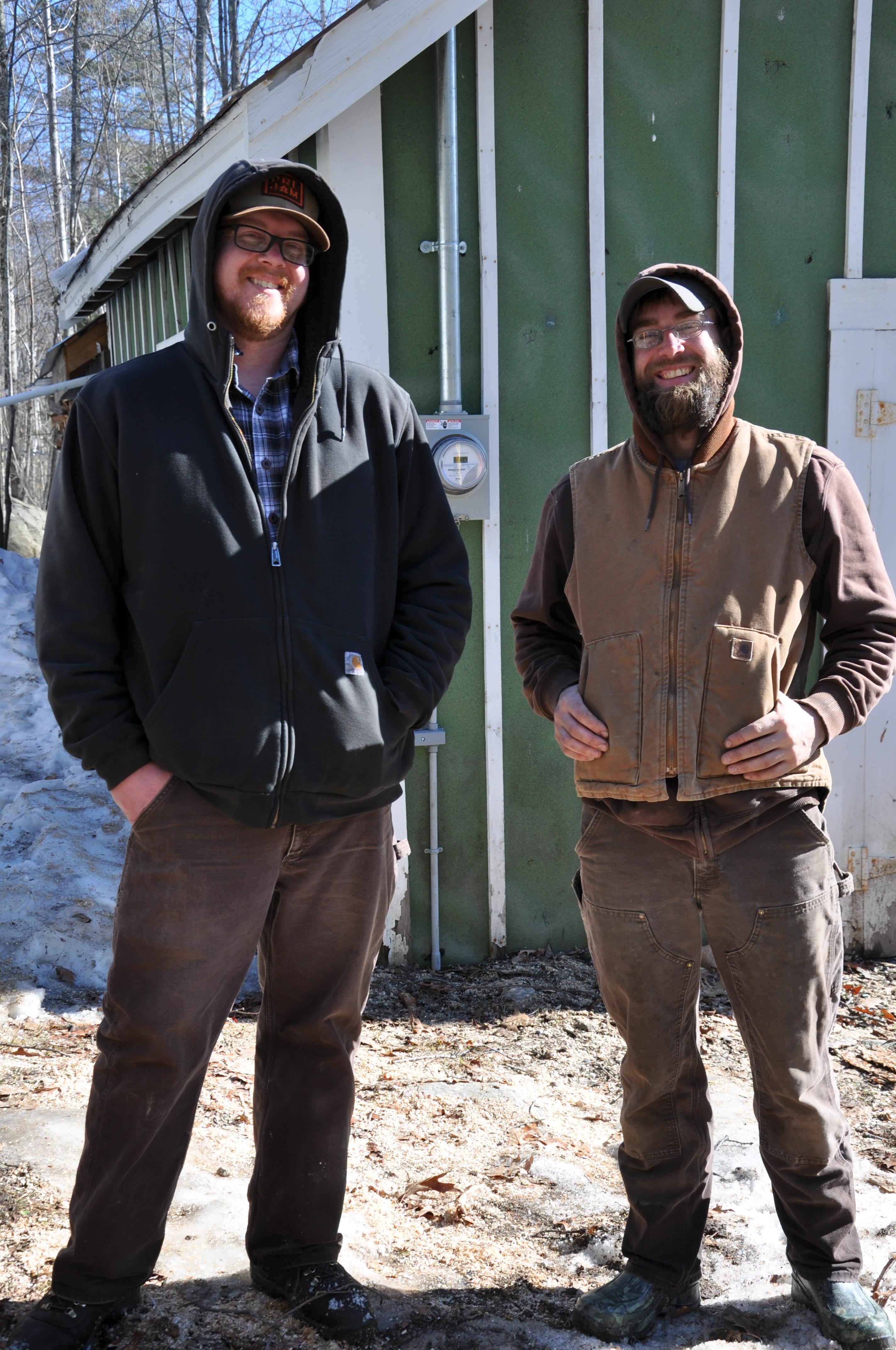 Jeff & Sean