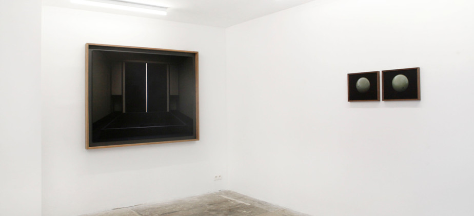 Installation View Great Mountains Remember Me