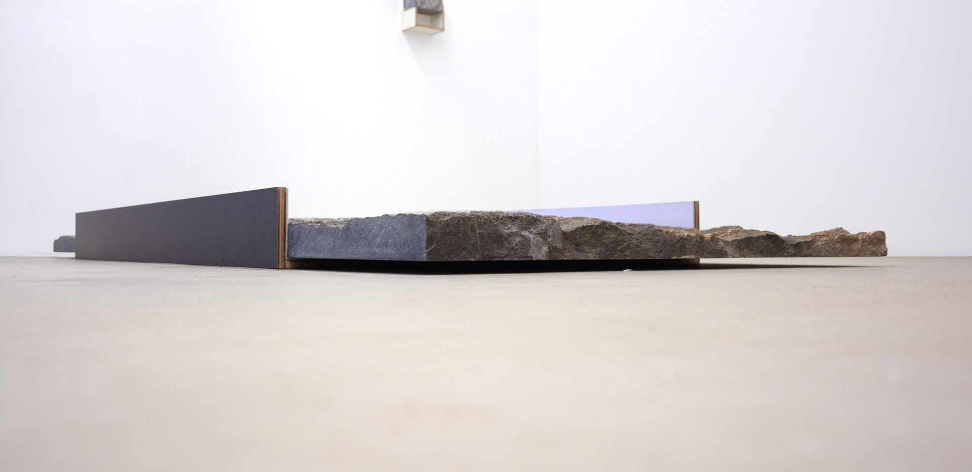 Installation View Formed Unformed