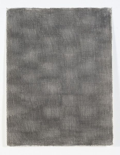 2012, graphite and frottage on paper, 80 x 65 cm