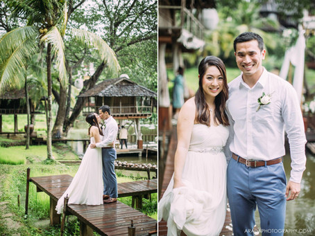 Stunning Small Weddings in Chiang Mai.