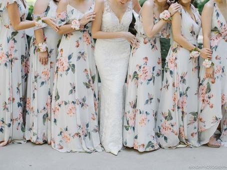 Dressing Your Bridesmaids