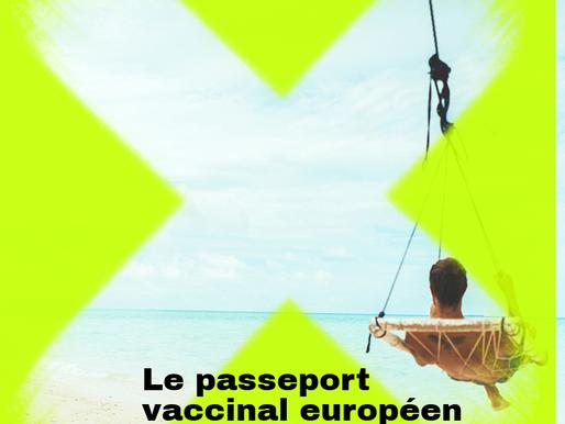 Action en Justice : Le passeport vaccinal européen ou passeport vert digital