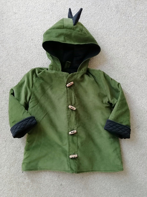 Childs Dinosaur coat