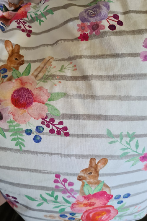 Baby/childs floral bunny shorts