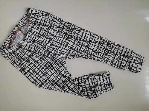 Pre made  leggings 9-12 months