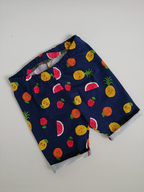 Pre made fruit shorts 12-18 months