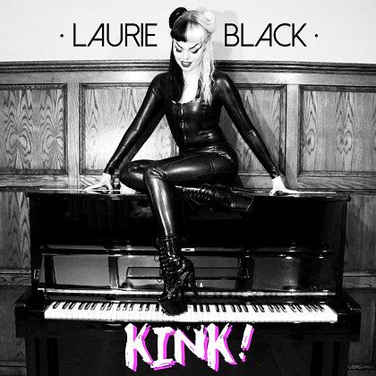 KINK! - Laurie Black [CD]