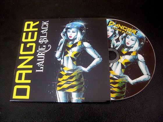 DANGER - Laurie Black [CD]